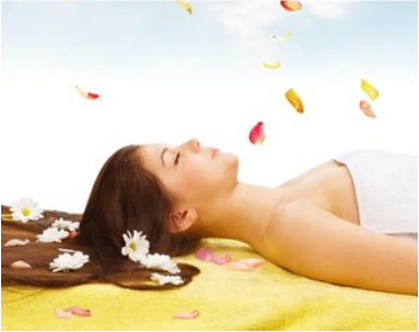 ​Aromatherapy - massage with essential oils